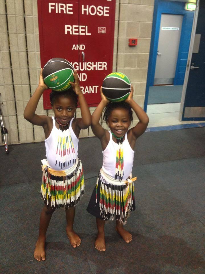 spirit of africa townsville events