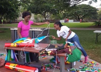 festival preparation