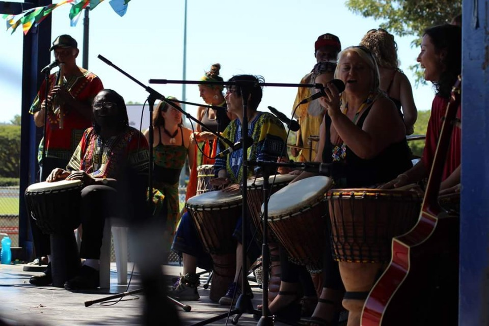 Africa Day Festival Townsville 2015
